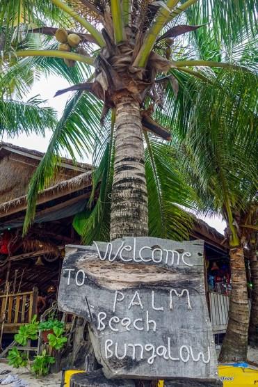 Naše ubytko na ostrove Koh Rong