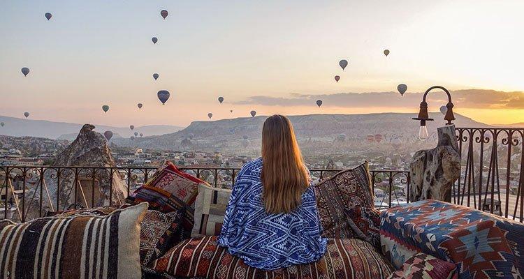10 vecí, ktoré by ste nemali vynechať pri návšteve Cappadocie