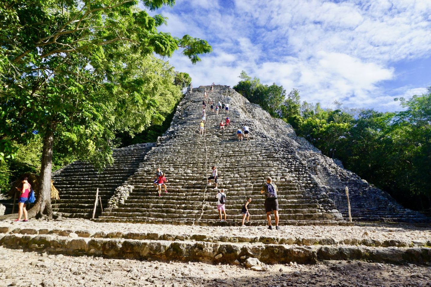 Visiting the Ancient Mayan Ruins of Coba – A Complete Guide