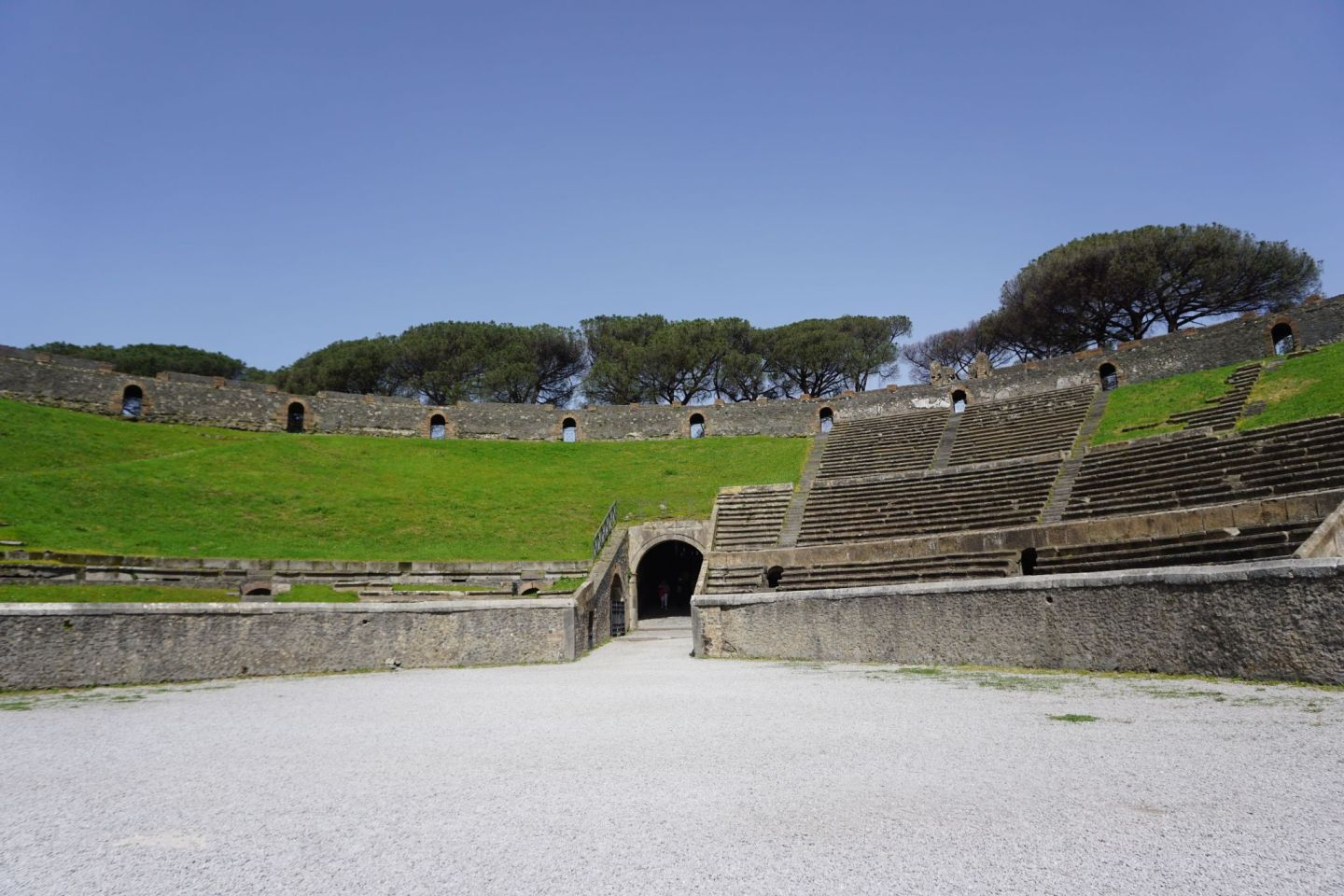 Ancient Pompeii is a must-see