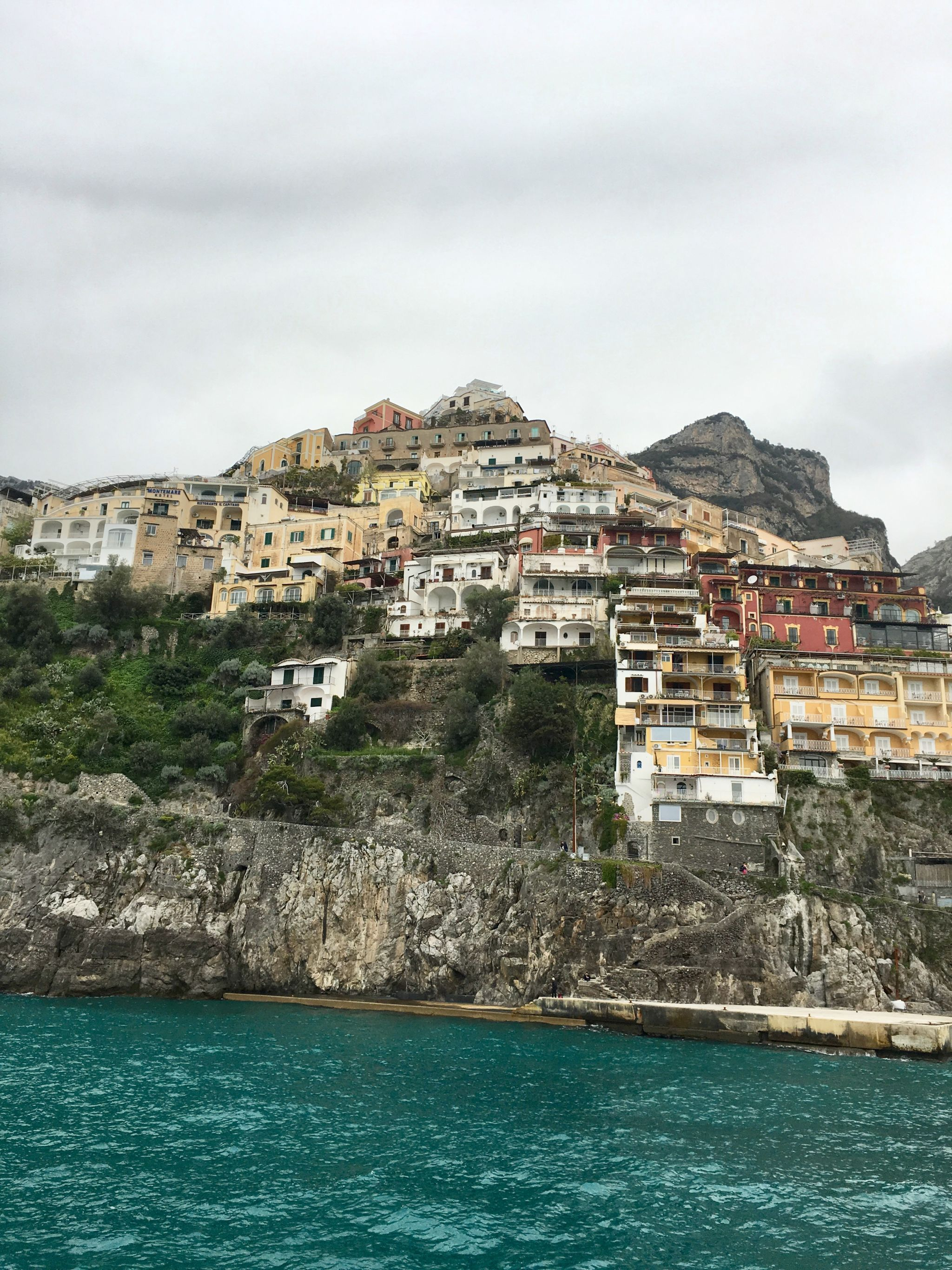 See Positano on a budget