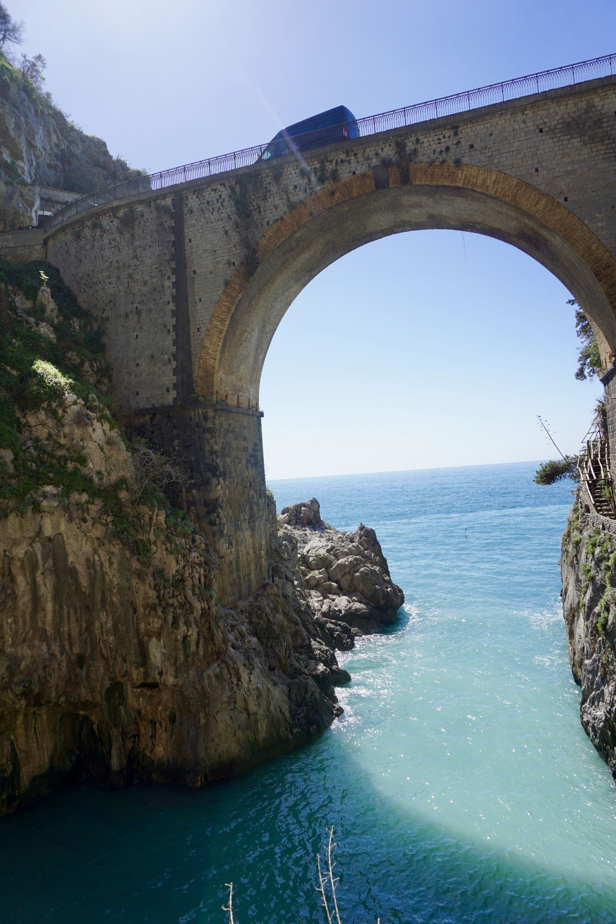 What you need to know before driving on the Amalfi coast