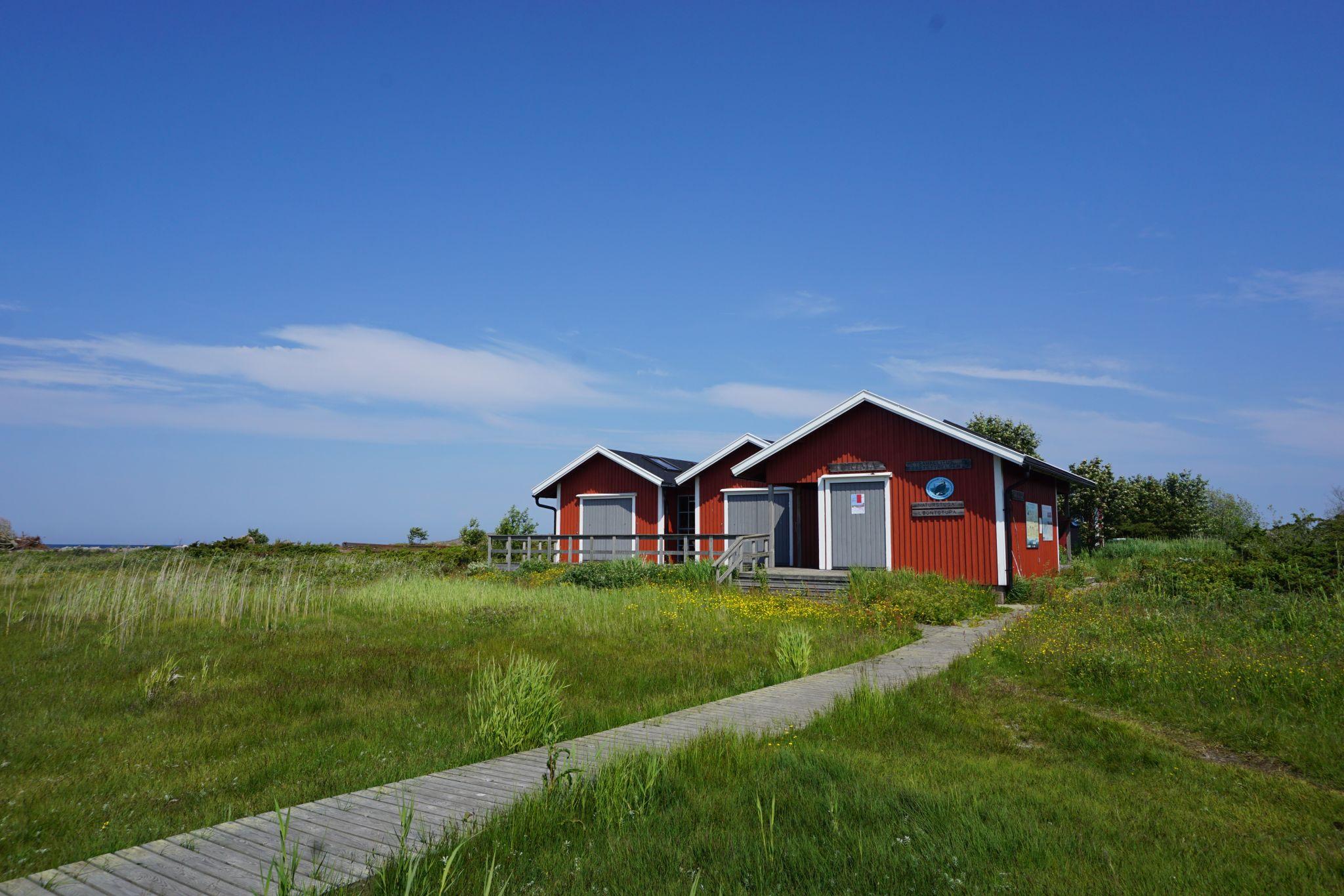 Iurimaa Exhibition Huts on Jurmo