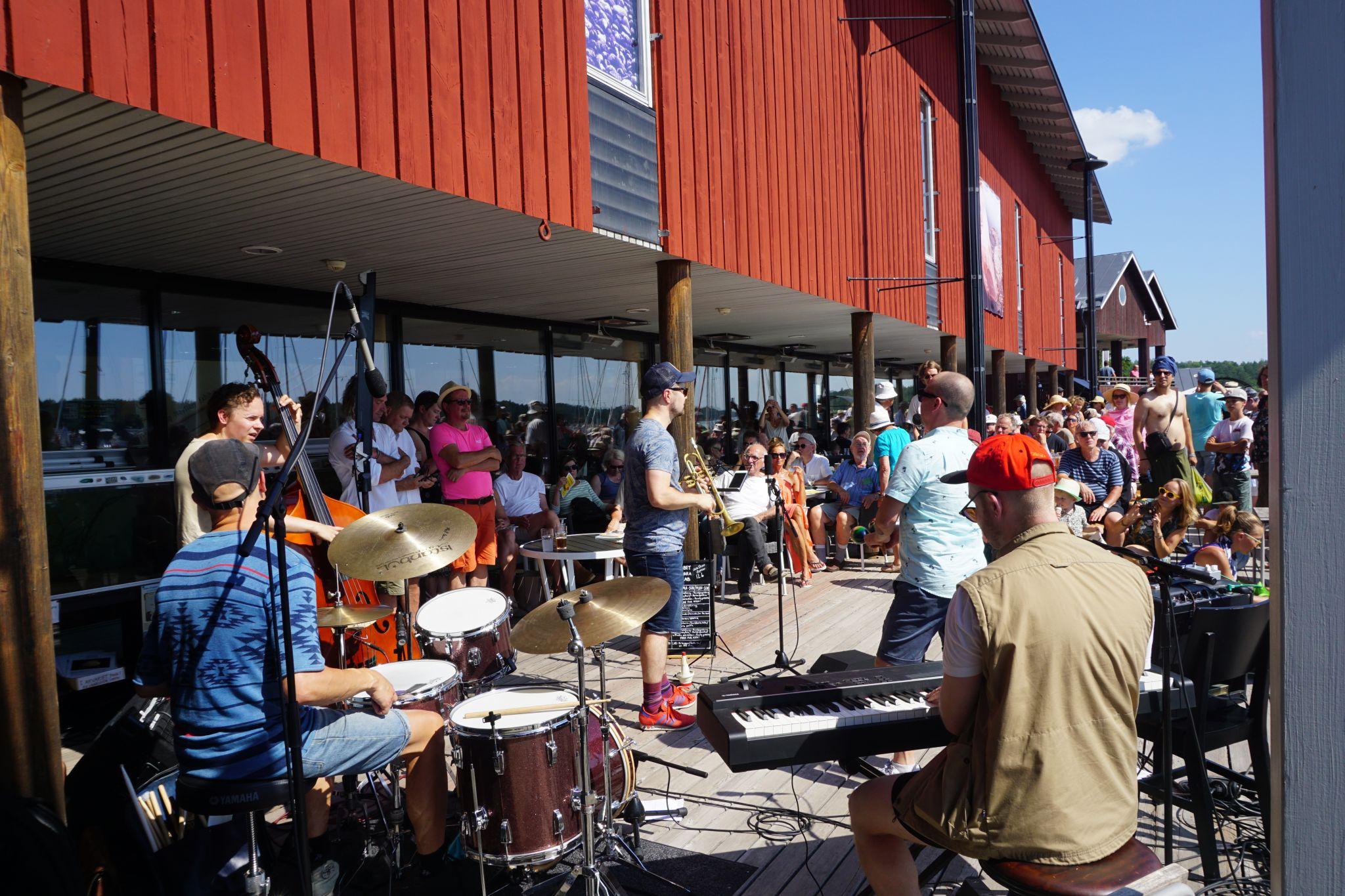 Korpo Sea Jazz in Korpoström is a must-see
