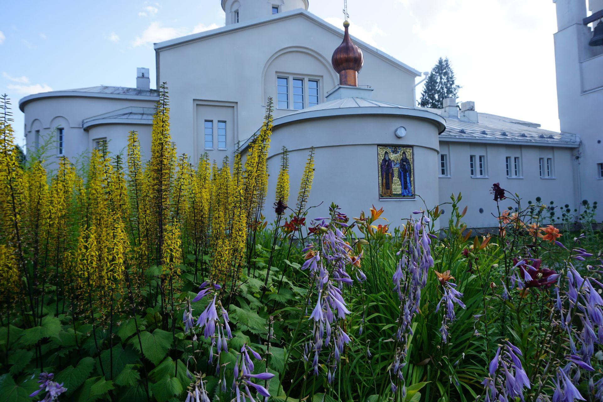 Visiting Valamo Monastery