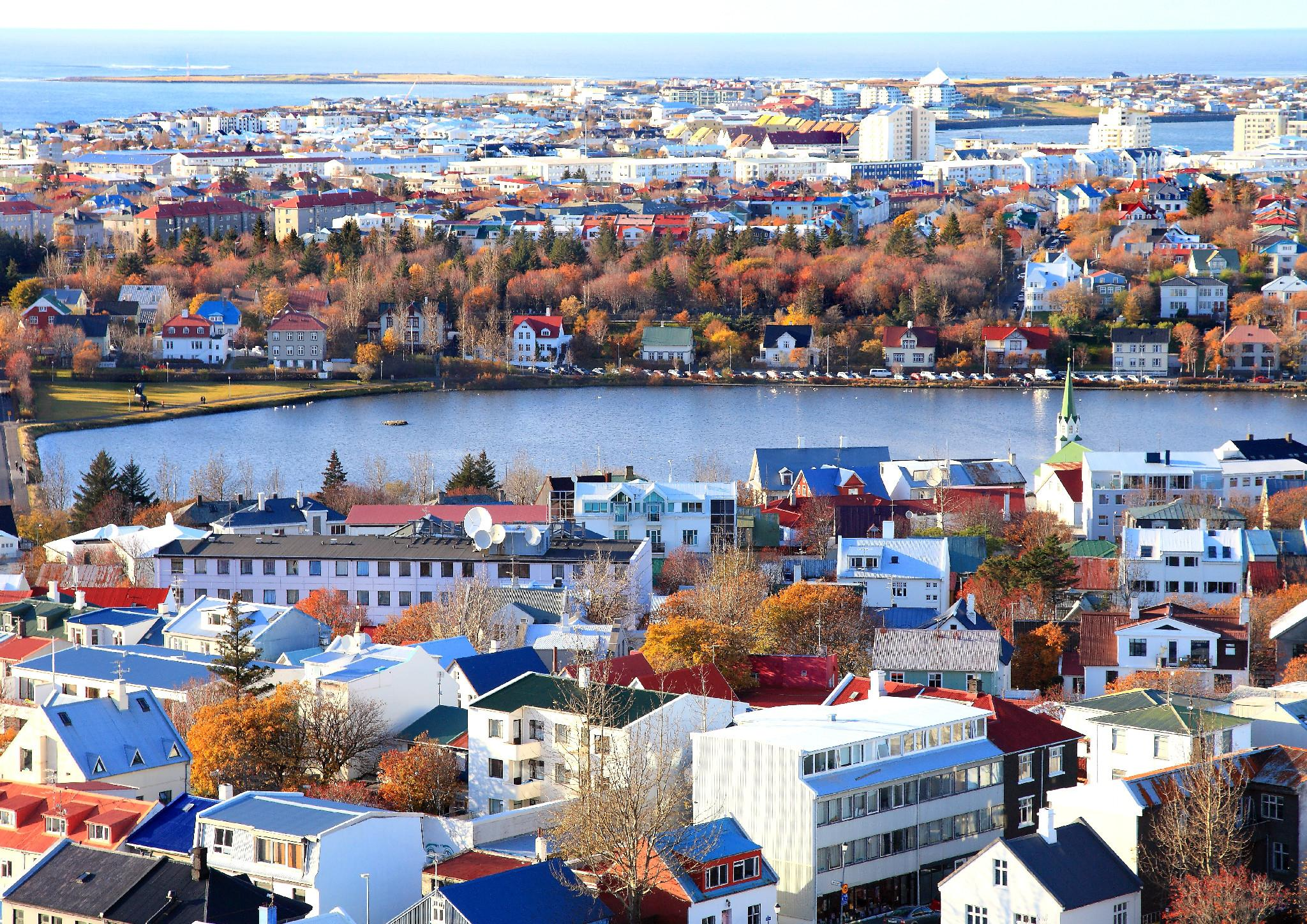 Reykjavik,Island by Travel Jaunts