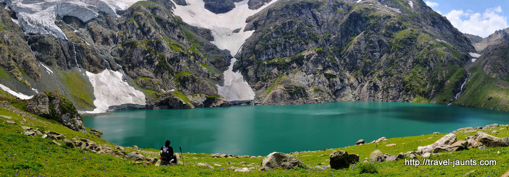 Glacial lakes of Kashmir- Travel Jaunts