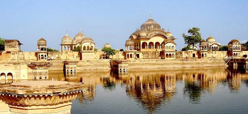 Mathura-Vrindavan Image credits-osrvacations