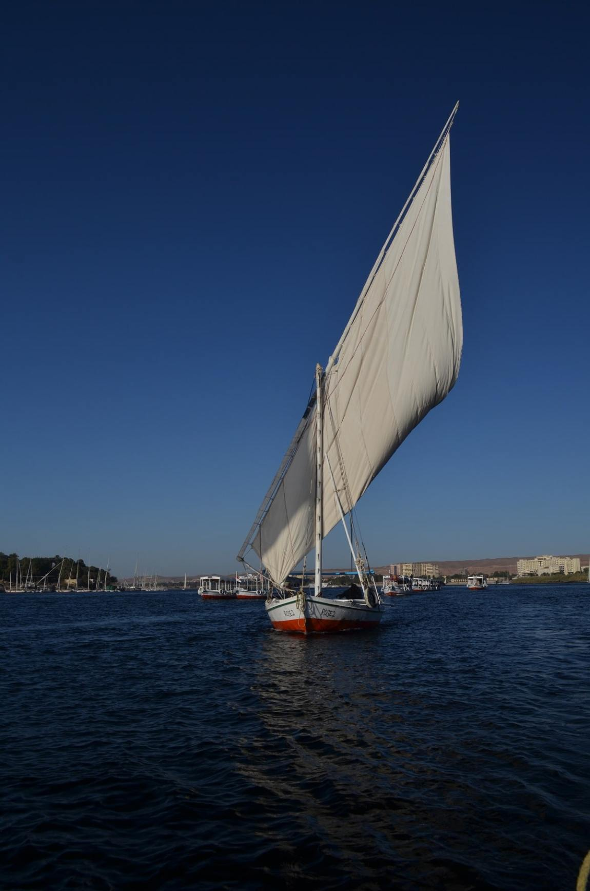 Felucca ride in Aswan by Travel Jaunts