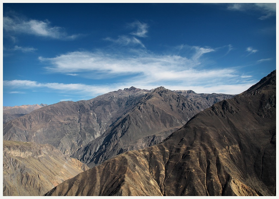 Colca Canyon Peru by Travel Jaunts