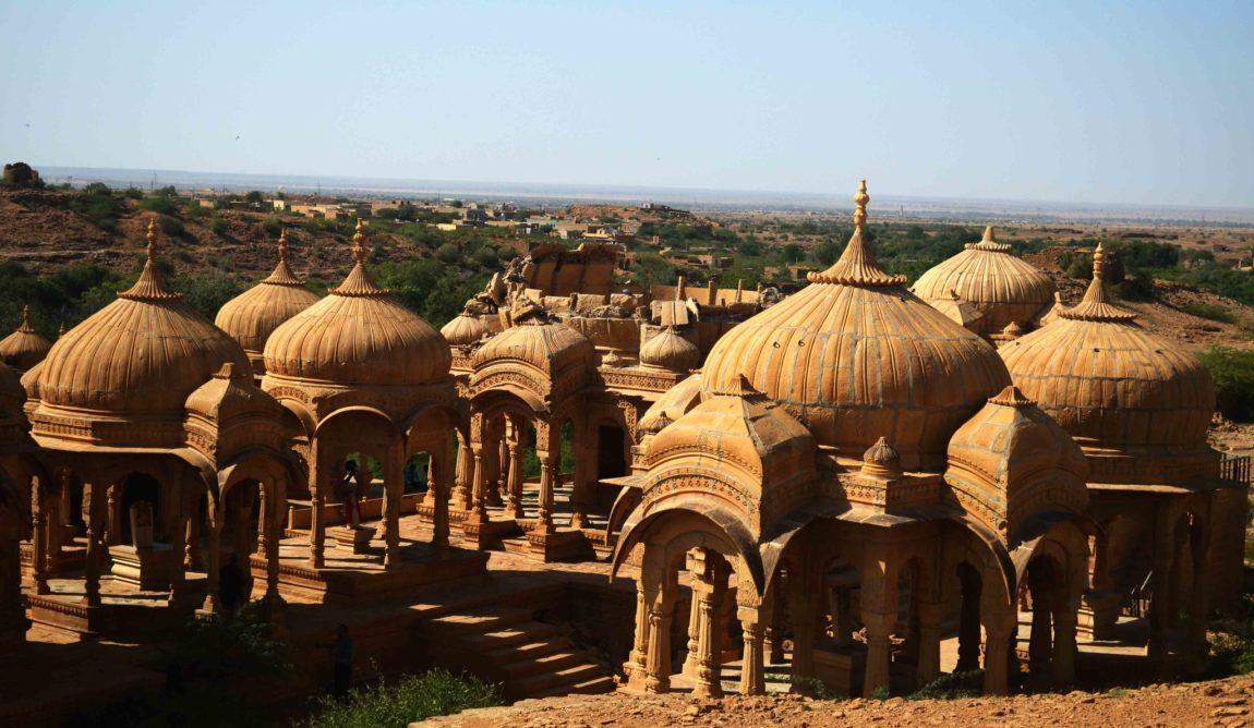 Bada Bagh near Jaisalmer by Travel Jaunts