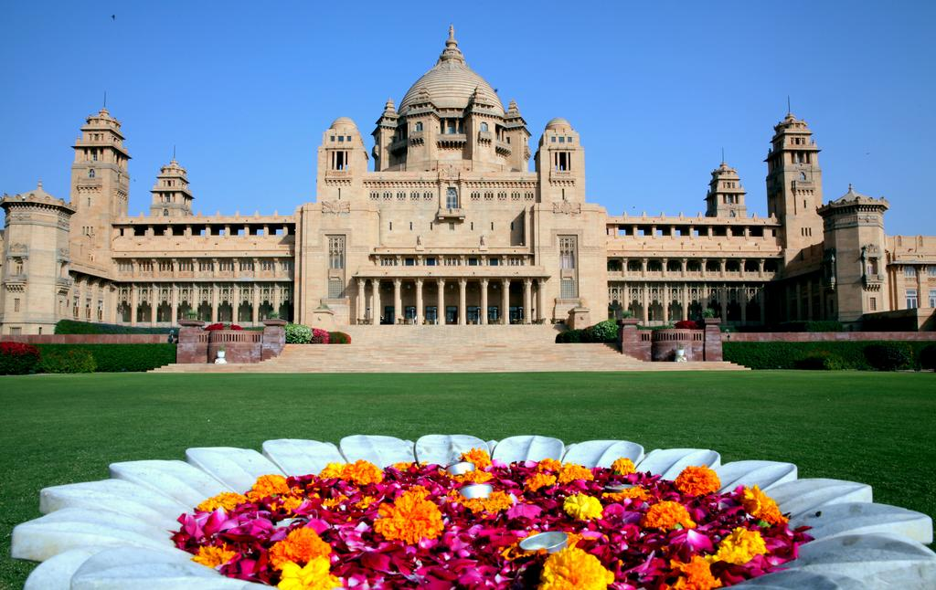 Ummaid Bhavan (Courtesy: Booking.com)
