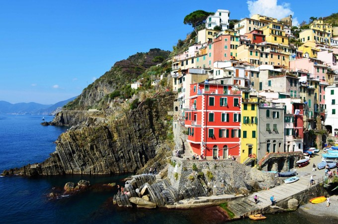 Cinque Terre- Italian riviera by Travel Jaunts