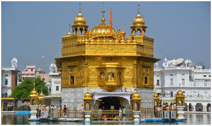 Golden Temple Amritsar Travel Blog