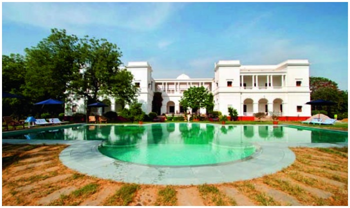 Pataudi palace