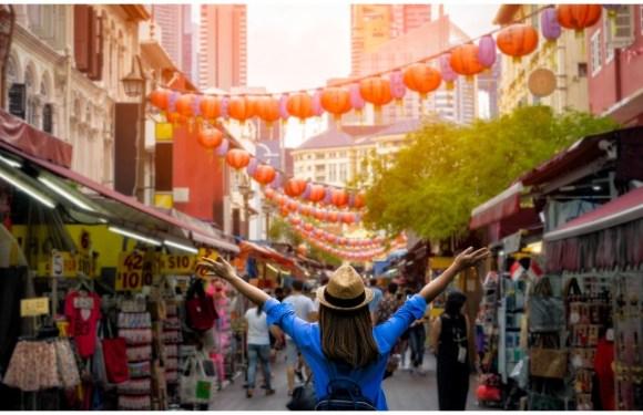 Singapore Diary-10: जब सिंगापुर में सुनाई दिया 'नमो-नमो'