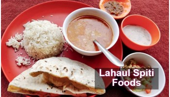 Local food in Spiti Valley, What to Eat in Spiti,, Ladakh's little brothers, valleys of Lahaul and Spiti, Himachal Pradesh, Indo-Tibet border