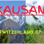 best Tourist Places in Kausani, Bageshwar, Pinnath, Rudradhari Falls, kausani tea estate, Someshwar, Anashakti Temple, Rudrahari Mahadev Temple, Pinnath, Planets Show, Sumitranandan Pant Gallery