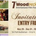 Woodpecker International Film Festival , WIFF , वुडपेकर फिल्म फेस्टिवल , फिल्म फेस्टिवल दिल्ली ,