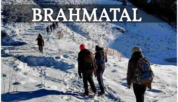 BrahmaTal, BrahmaTal Trek, Brahmatal Trek Guide, Searches related to Brahmtal, brahmatal history, brahmatal trek difficulty level, kedarkantha trek