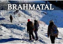 BrahmaTal, BrahmaTal Trek, Brahmatal Trek Guide, Searches related to Brahmtal, brahmatal history, brahmatal trek difficulty level, kedarkantha trek