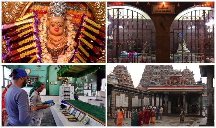 Unique temples of India