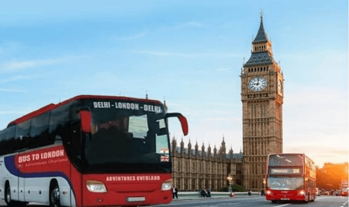 Bus to London - worlds longest bus voyage to start in 2021 - Travel Junoon
