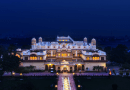 This palace of India is 4 times bigger than the royal Buckingham Palace of London, see it
