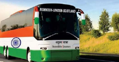 Rishikesh to London bus service will start in may 2021