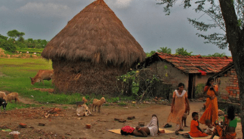 Unique village : A village situated in Uttar Pradesh where no procession comes from outside