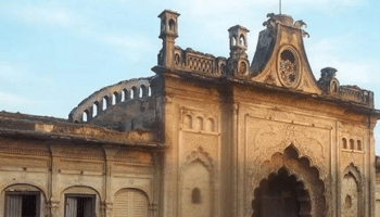 know about makka darji imambara and bhul bhulaiya of sitapur