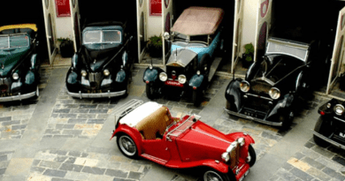 Must visit the vintage car museum in Udaipur, there is a museum of old vehicles