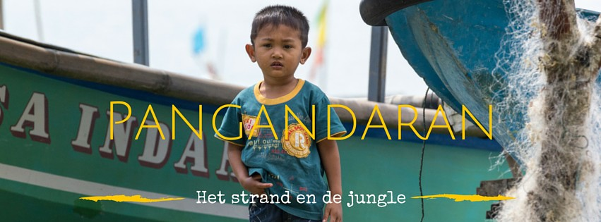 Pangandaran: het strand en de jungle