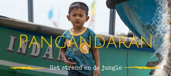 Pangandaran: het strand en de jungle