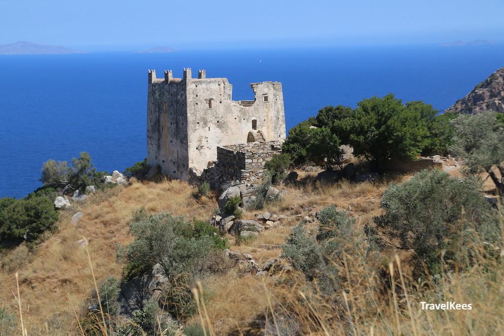 tower of ayia, naxos