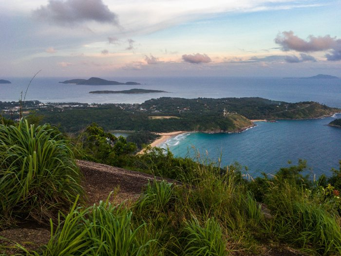 black rock viewpoint phuket pa hin dum
