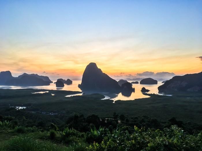 samet nangshe viewpoint sunrise
