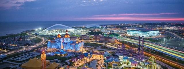 Туры в Сочи из Челябинска за 10700