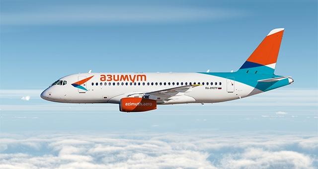 Авиакомпания Азимут - официальный сайт, регистрация на рейс