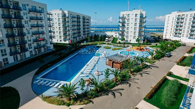 Апарт-отель Имеретинский - Прибрежный квартал3*