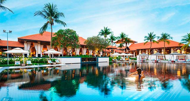 Отель Sofitel Singapore Sentosa Resort & Spa 5*