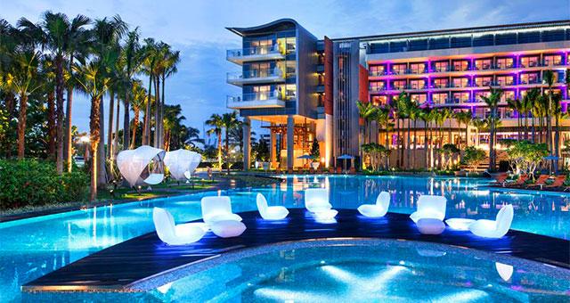 Отель W Singapore - Sentosa Cove 5*