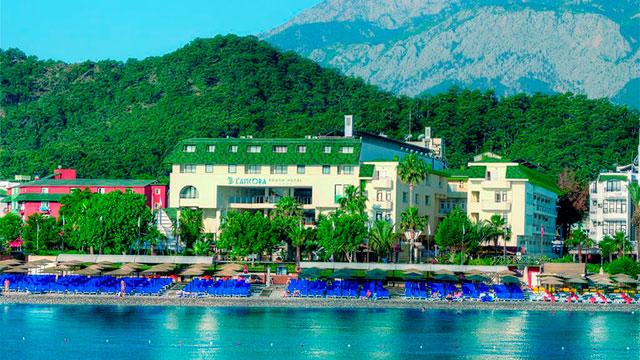 L'ancora Beach Hotel 4*
