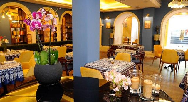 Отели в Тбилиси в центре - Rustaveli Boutique Hotel4*
