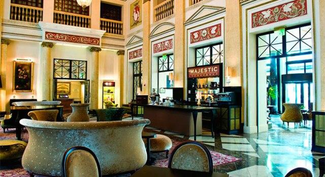 Отели в Тбилиси в центре - Tbilisi Marriott Hotel5*