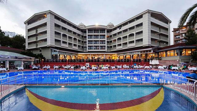 Хане Отель 4* Турция (Сиде)