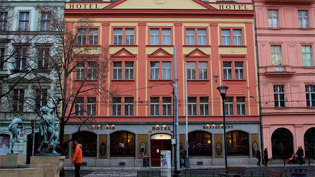 Hotel Zlatá Váha 3*