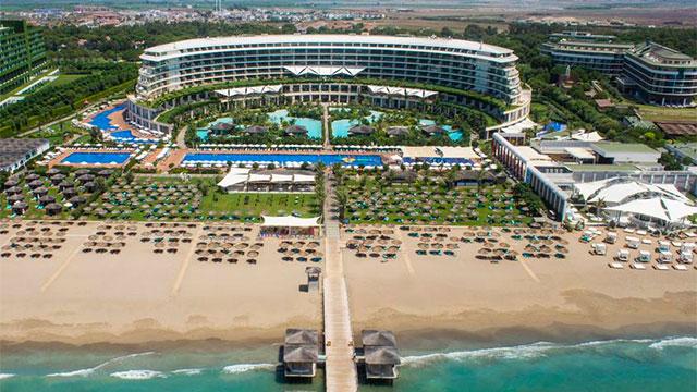 Maxx Royal Belek Golf Resort5*