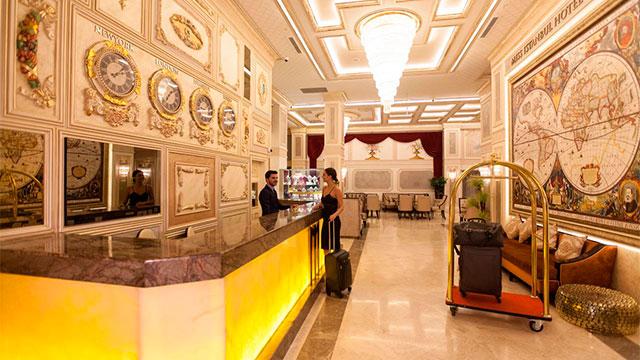 Miss Istanbul Hotel & Spa 4*