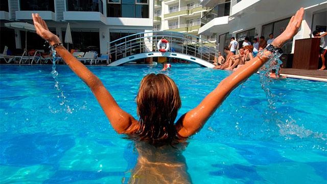 Отель Oba Star Hotel - Ultra All Inclusive 4 звезды Алания Турция